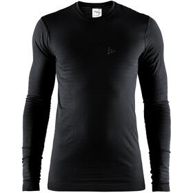 Craft Warm Comfort T-shirt à manches longues Homme, black
